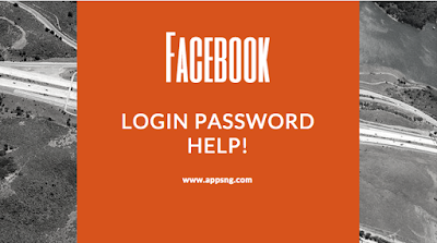 Facebook Login Password Help!