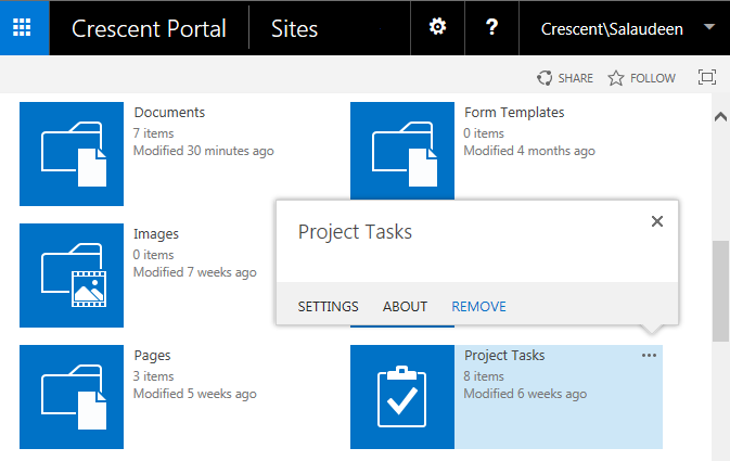 delete list from sharepoint powershell