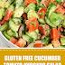 Gluten Free Cucumber Tomato Avocado Salad