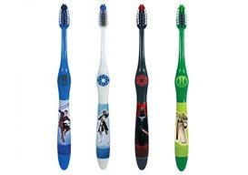 Prueba el cepillo de dientes Star Wars Toothbrush