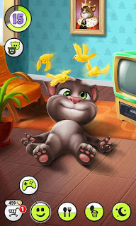 Free Download My Talking Tom Apk v4.2.1.50 Mod For Android