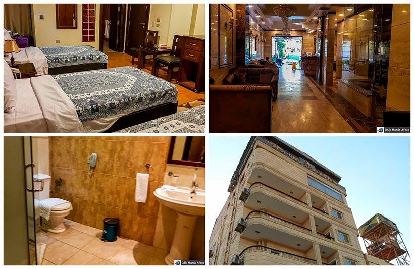 Hotel Best View Pyramids - Diário de Bordo: 2 dias no Cairo