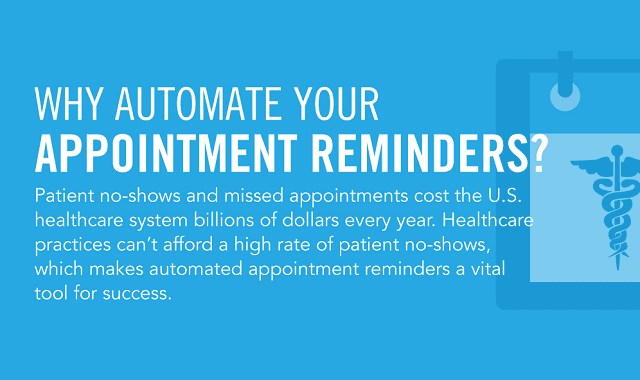 Why Automate Your Appointment Reminders