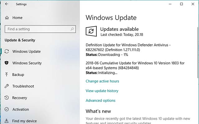 Cara Mengatasi Windows Update Terhenti Di 0% Pada Windows 10