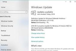 Cara Mengatasi Windows Update Terhenti Di 0% Pada Windows 10