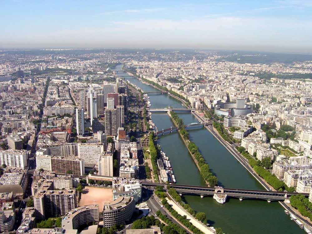 Suficiente Fotos de Paris - França | Cidades em fotos NX42
