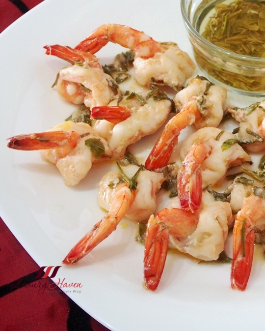 delicious chinese new year long jin shrimps recipe