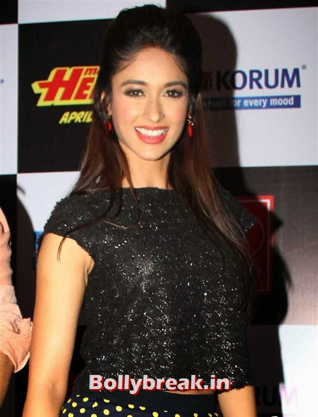 Ileana D'Cruz, Hot Nargis Fakhri & Ileana Promote Movie Main Tera Hero Movie