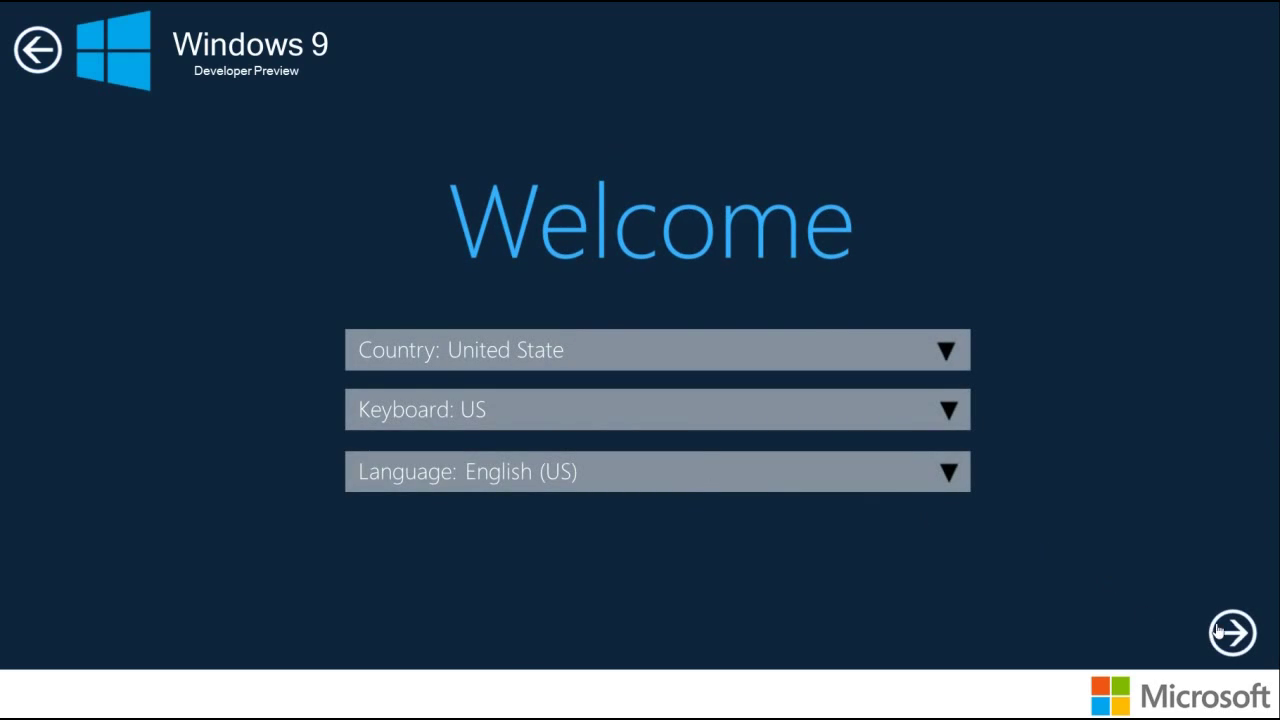 windows 8 technical preview product key