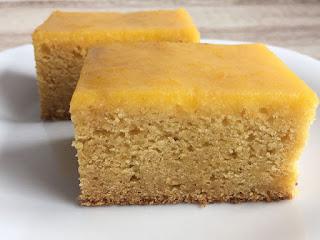 Ciasto z dyni z polewą