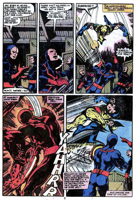 X-men v1 #133 marvel comic book page art by John Byrne