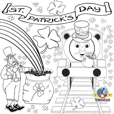 Thomas the train and friends Percy coloring steam engine pictures to color activities for older kids