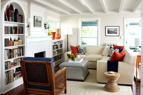 Small Space Living Ideas ideas for small living room furniture arrangements | cozy little house