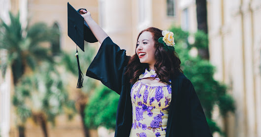 Graduation Season | Elly Beth