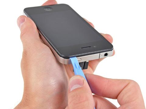 Cách thay màn hình iPhone 4