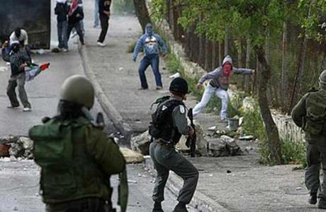 1.795 Warga Palestina Terluka dan Ratusan Lainya Ditangkap Polisi Israel