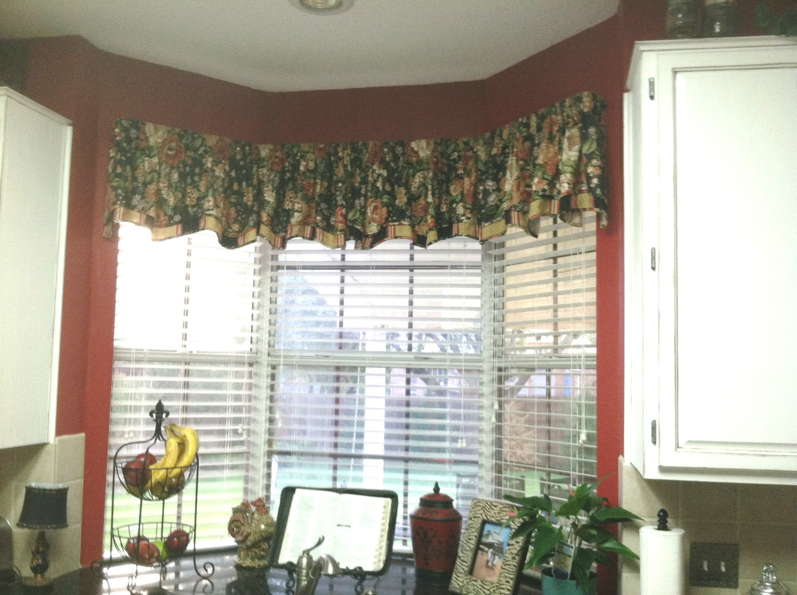 Discount Kitchen Curtains Cabinet Repainting Clinging To The Vine Make It Monday Cheap And Easy