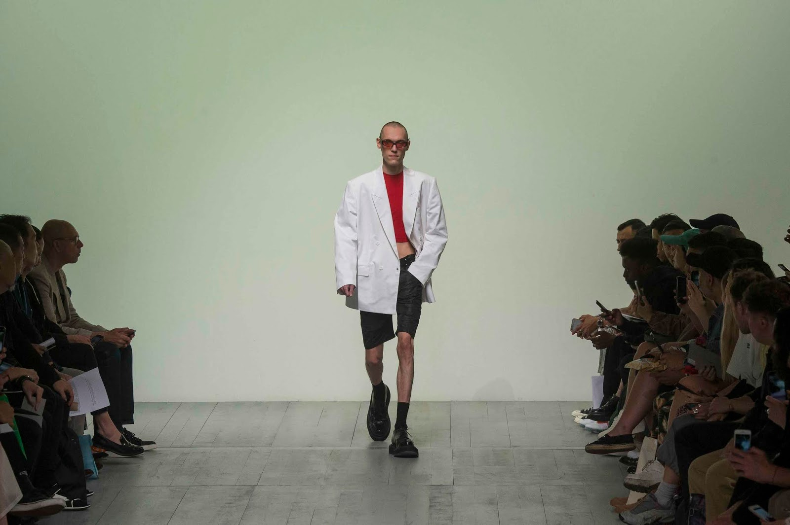 London Fashion Week - Home 50