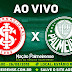 Jogo Internacional x Palmeiras Ao Vivo 26/08/2018