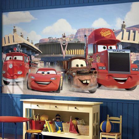 Valokuvatapetti Lapsia Disneyn Autot Cars