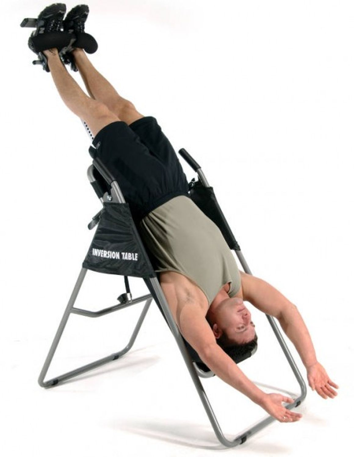 upside down chair for back pain the silver summary benefits of inversion table cabinets matttroy