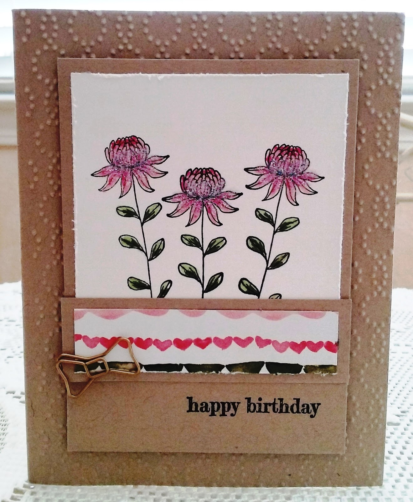 Chatterbox Creations A Sister In Law Birthday In June