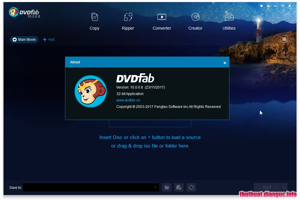 Download DVDFab 11.0.1.8 Full Crack, phần mềm sao chép ghi đĩa DVD, DVDFab, DVDFab free download, DVDFab full key,