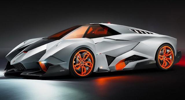 Lamborghini Sport Compact Car Prepare Newest