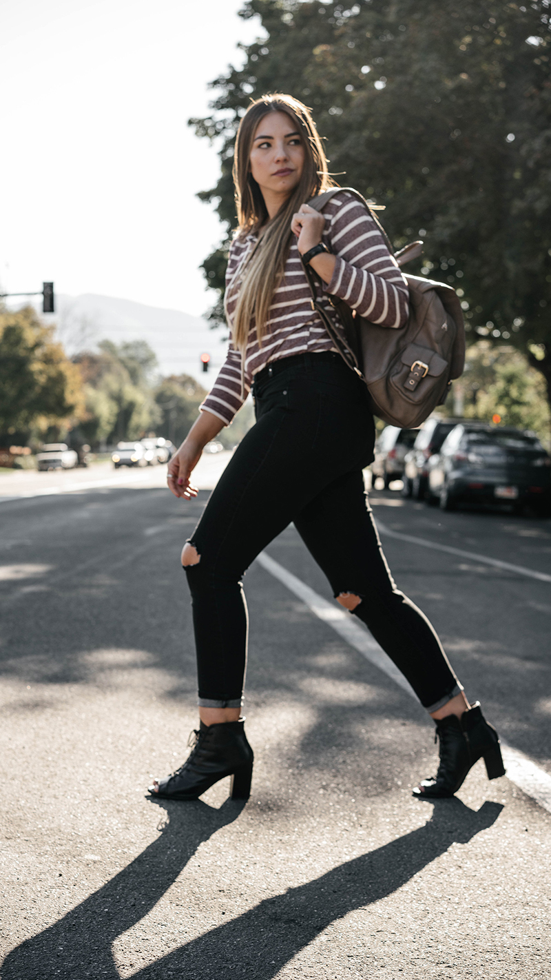 ripped jeans, black pants, free people