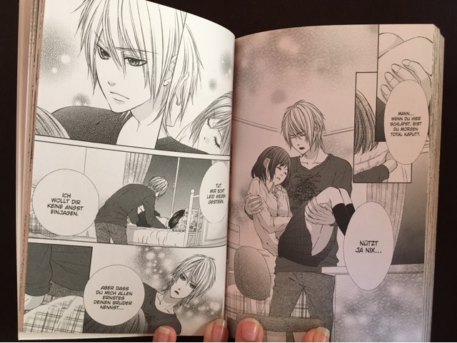 Review zum Manga Beast Boyfriend