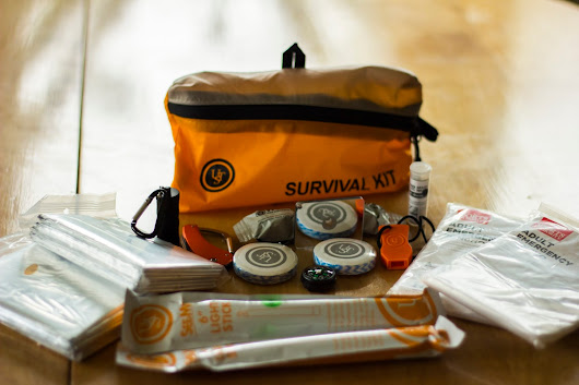 FeatherLite Survival Kit Review