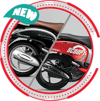 Stripping Design SCOOPY ESP STYLISH 2018 Sejahtera Mulia Cirebon