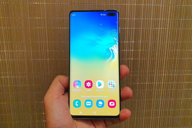 Samsung Galaxy S10 Hands On Philippines
