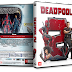 Deadpool 2 DVD Capa