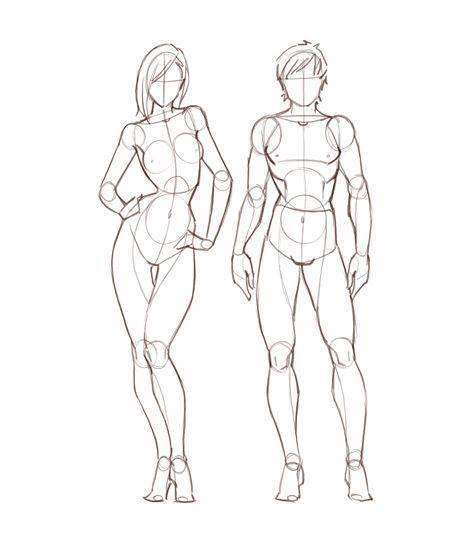 Como Desenhar Manga Anatomia Feminina