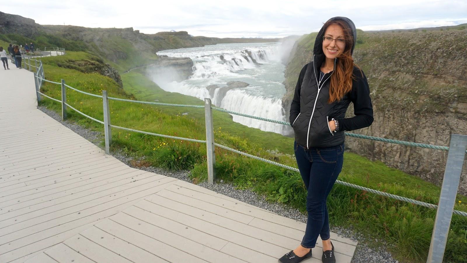 Gullfoss, panidorcia, blog o Islandii, bezpieczeństwo na Islandii, wypadki na Islandii