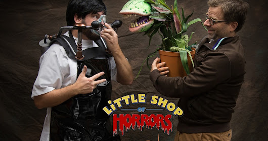 Little Shop of Horrors Halloween Group Costume