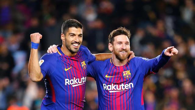 موعد مباراة برشلونة وسيلتا فيجو في الدوري الإسباني الثلاثاء 17/4/2018 والقنوات الناقلة للمباراة والتشكيل المتوقع للفريقين