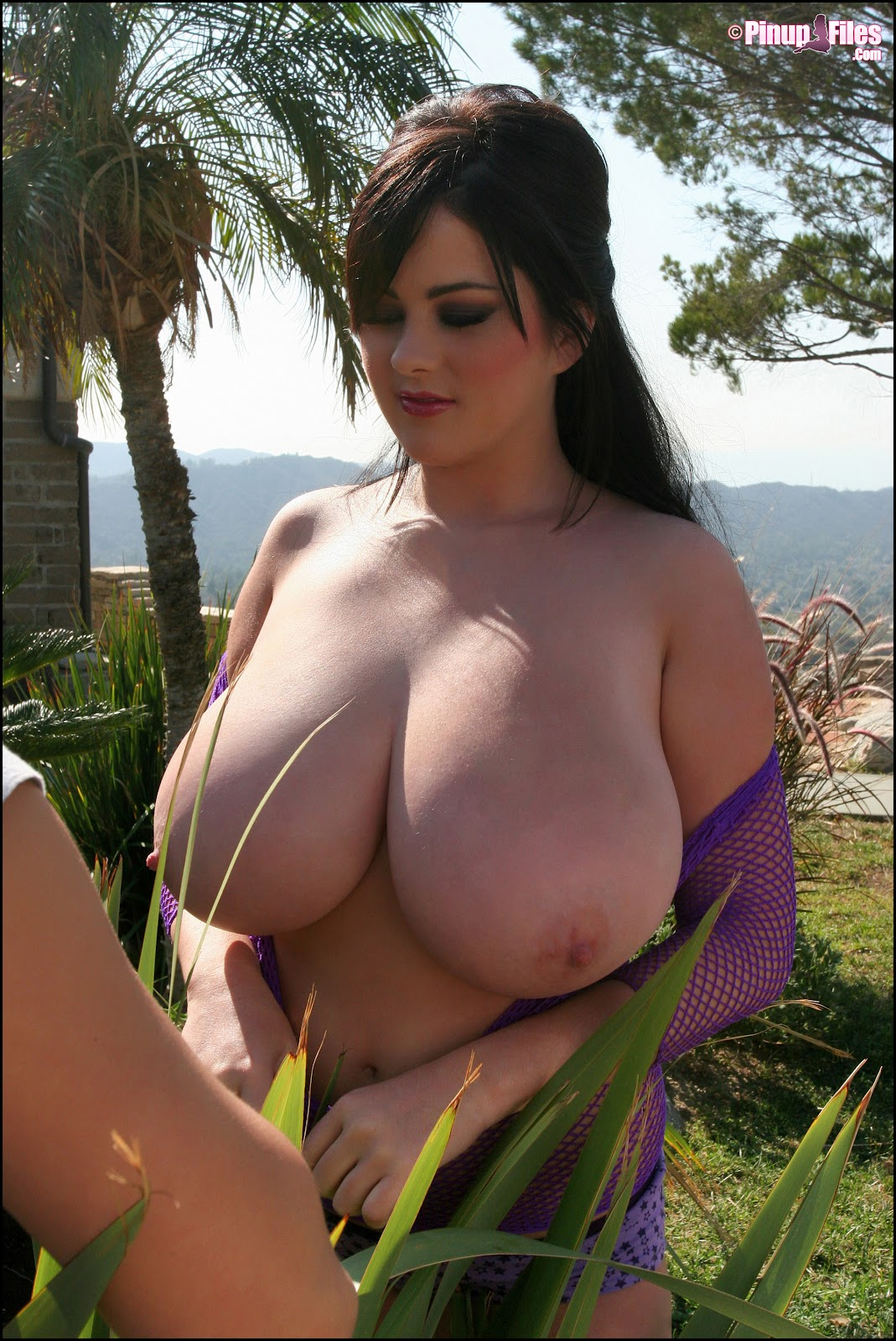 Big Boobs Lovers Rachel Aldana - Britains Largest -5288
