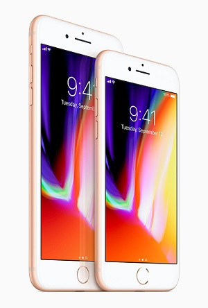 Apple announces iPhone 8 and iPhone 8 Plus with A11 Bionic chip and Wireless charging