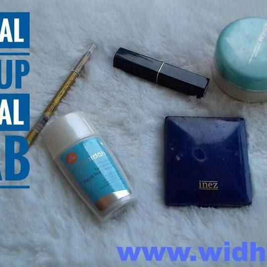 Tutorial Makeup Natural Hijab