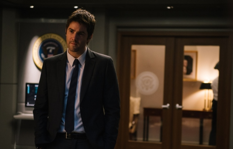 Jim Sturgess in Geostorm (2017)
