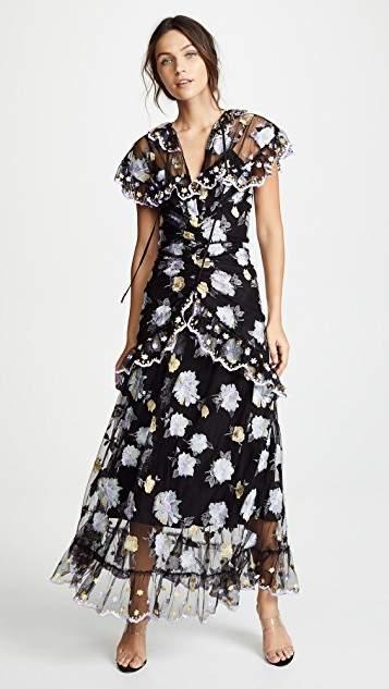 Floating Delicately Dress