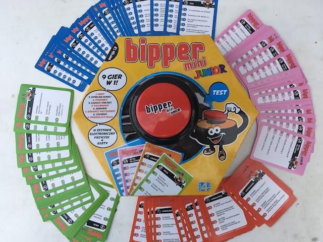 bipper mini junior dla dzieci