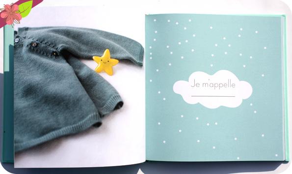 Mon album de bébé de Claire Curt - Flammarion