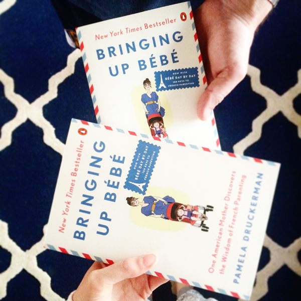 Pregnancy reading material: Bringing Up Bébé