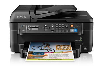 Xtrime Printer Drivers: Epson WorkForce WF-2650 Driver