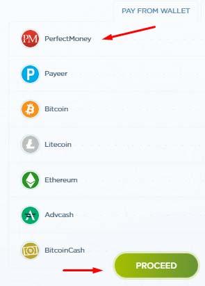 Регистрация в Bitcolex 5