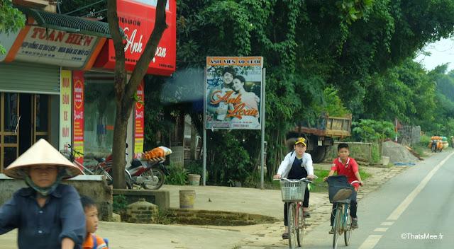 vietnam voyage 15jours mai chau nord montagne riziere route velos