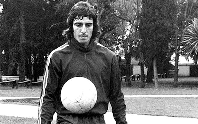 Jugador sordo argentino Carlos Alberto de la Mata